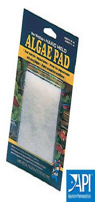 Api Acrylic/glass Cleaning Pad  Removes Unsightly Algae