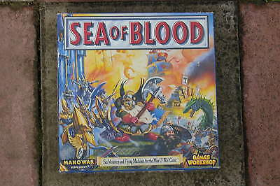 Games Workshop     Sea Of Blood     Unpunched