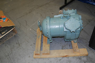 """Carlyle 06DS8186AC3600 Carrier Remanufactured """"NEW"""" 460V, 1500RPM Compressor"""