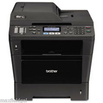 NEW Brother MFC-8510DN Multifunction Laser Printer, Copy/Fax/Print/Scan