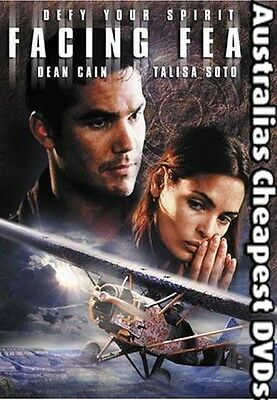 Facing Fear DVD NEW, FREE POSTAGE WITHIN AUSTRALIA REGION 4