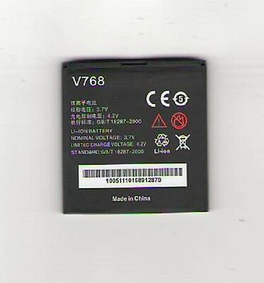 Lot Of 2 New Battery For Zte V768 Concord T Mobile