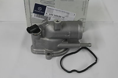 Genuine Mercedes-Benz OM646 Engine Thermostat A6462000015 NEW