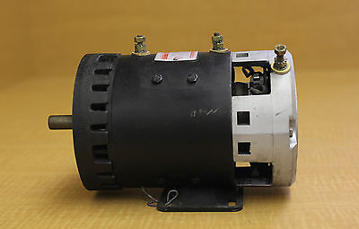Used GE Forklift DC Motor Tested & Guaranteed 5BC48JB752A 1300RPM 1.5HP 24V 65A