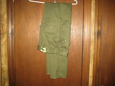 Boy Scout Scout Elastic Band Trousers,  waist 26 size 12           cu80