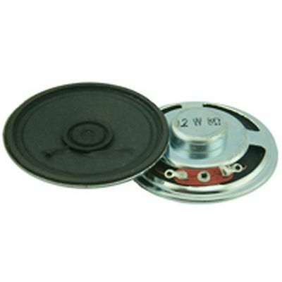 Ultra Slim Speaker 50mm 8 Ohm Impedance