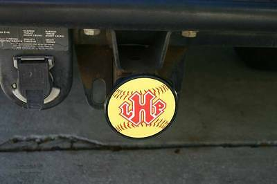 Personalized Trailer Hitch Cover with your Custom Design, Logo, or Text