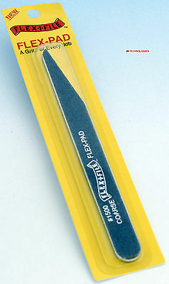 Albion Alloys 1500 - Flex-i-File #1500 Flex-Pad Single Coarse Grit Finisher New