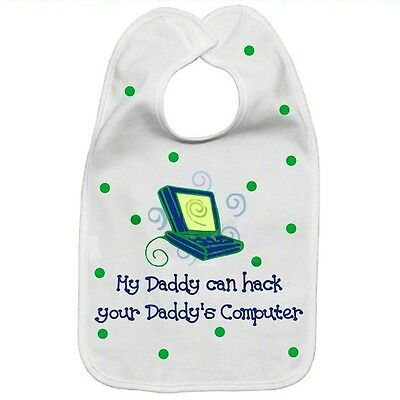 Personalized Baby Bib with your Custom Design, Photo, Text or Graphic