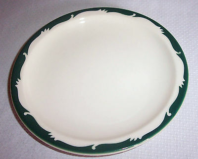 "PATTERN WINTERGREEN BY SYRACUSE CHINA BREAD MAYBE SALAD 7 1/4"" PLATE ?"
