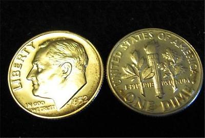 1952 GEM PROOF Roosevelt Dime FREE Shipping