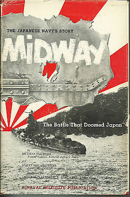 Midway: The Battle that Doomed Japan by Mitsuo Fuchida
