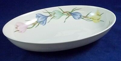 Franciscan SIERRA Oval Vegetable Bowl Fine China VERY GOOD CONDITION