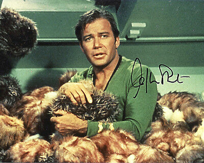 William Shatner (Captain Kirk) Signed Photo Print 08