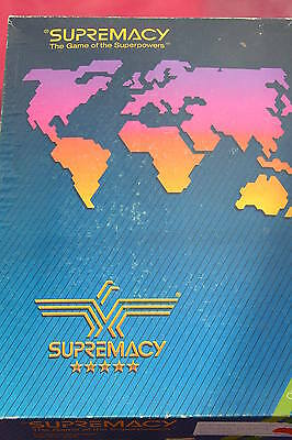 Supremacy        The Game Of The Superpowers