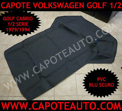 capote cappotta volkswagen maggiolone 1303 cabrio 1972 1980 karmann tessuto. Black Bedroom Furniture Sets. Home Design Ideas