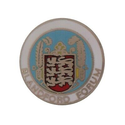 Bridport West Bay Dorset County Crest Small Pin Badge SOUTH WEST SELLER 1205
