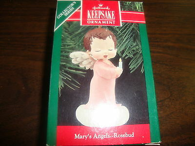 Hallmark---Mary's Angels---Rosebud---3rd In The Series---1990