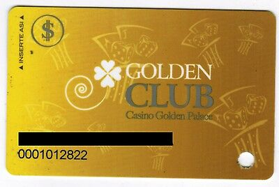 Peru Slot Card Casino Golden Palace Club Yellow