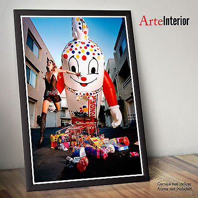 David Lachapelle- Inflatable Wonderbread - Poster WALL Design HD - Arte Arredo