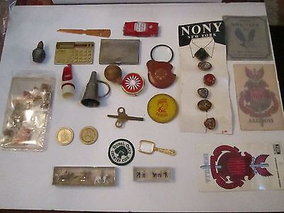 Junk Drawer Lot Of Various Collectibles - Lot 1 - Tub Cl