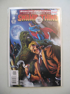 The Search For Swamp Thing #2 Variant Brightest Day Aftermath