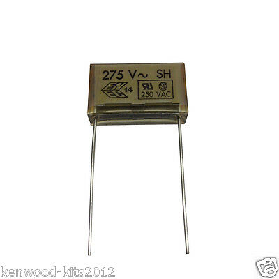 New Home 672 Sewing Machine Foot Pedal 150nF Repair Capacitor.