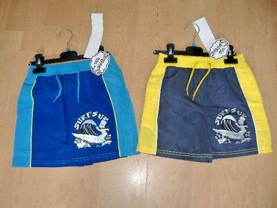 New Boys The Simpsons Swimming Shorts Swim Shorts Ages 5 6 7 8 9 10 11 12