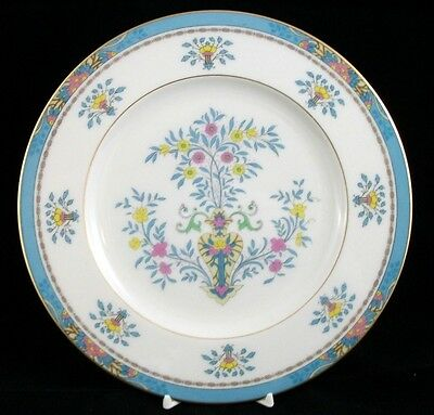 Lenox BLUE TREE Luncheon Plate Gold Backstamp B300 GREAT CONDITION