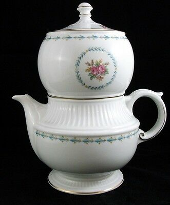 Harmony House MOUNT VERNON Ceramic Coffee Pot GREAT CONDITION