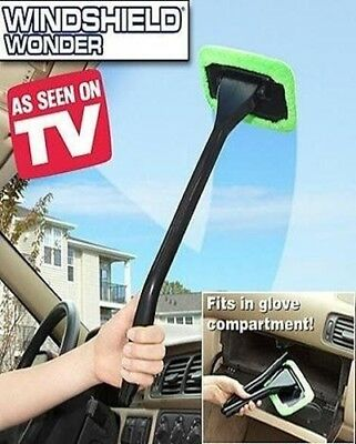 Windshield Wonder - Makes Cleaning Windhshields Fast and Easy!