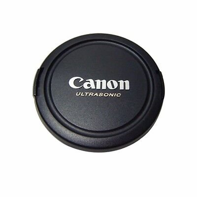 72mm Snap-On Lens Cap Front Protector Cover for Camera Canon DSLR