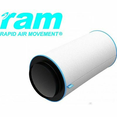 RAM Carbon Filters Air Treatment Odour Smell Control Hydroponics Grow Room/Tent