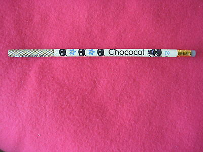 Sanrio Chococat Pencil Check CO Oval Vintage Collectible New 1996, 2000