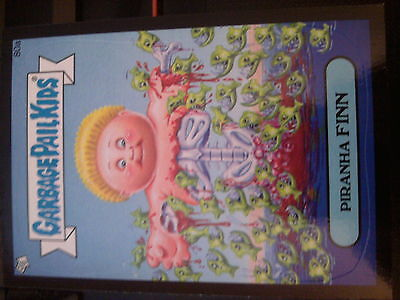 Sticker Garbage Pail Kids Garbage Pail Kids 2013 Series 2 #74a Sketched Sal MINT Card
