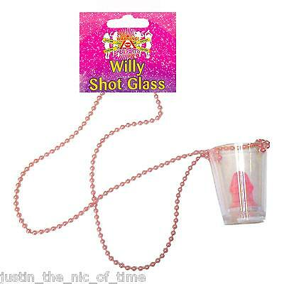 Hen Night Hen Party Willy Shot Glasses Party Bag Fillers Ideas Accessories