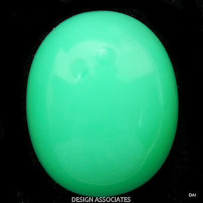 11x9MM Oval Chrysoprase AAA ALL NATURAL