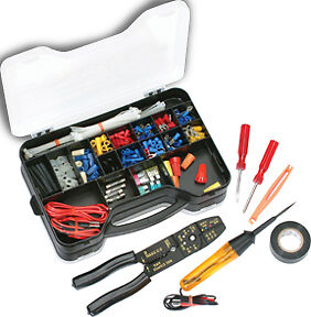Automotive Electrical Repair Kit, 285 pc. ATD-285 BRAND NEW!