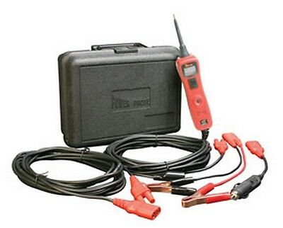 Power Probe III with Case and Accessories, Red PWP-PP319FTC Brand New!