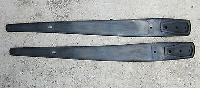 New 300c W186 55-58 55-57 Front Spear Lamp Pad Set for Mercedes 300Sc W188