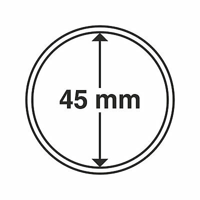 Lighthouse Coin Capsule - Round 45mm - 1 Only