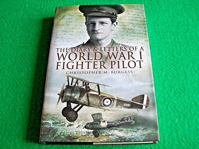 The Diary & Letters of a World War I Fighter Pilot: New Aviation Hardback