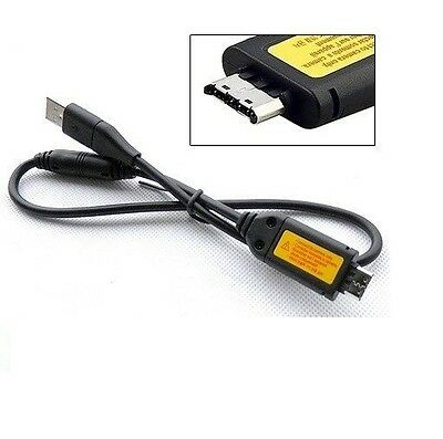 USB Data Sync Charger Cable Lead for Samsung Camera PL201 PL211