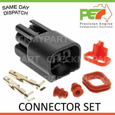 1x New Connector Set For Volvo S40 V50 1.8L B4184S11 Ignition Coil IGC