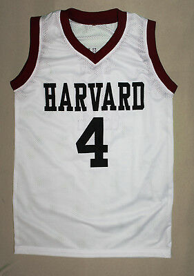 brand new 412ed 9b963 JEREMY LIN HARVARD Basketball Jersey Maroon Quality Sewn New ...