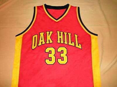 3b266f5e4 Kevin Durant Oak Hill High School Basketball Jersey Quality Sewn New Any  Size