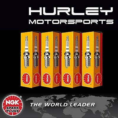 NGK Standard Spark Plugs - Stock #5869 - ER9EH - Threaded Stud - Qty (4)