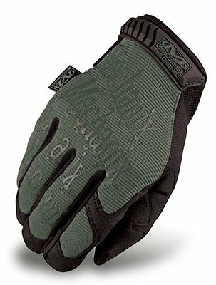 Mechanix Tactical Original Gloves in Foliage Green all sizes