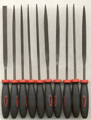 Needle File Set - 2 Cut - 10 piece - from Beadsmith