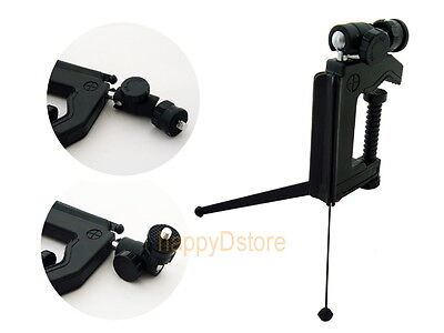 Adjustable Multi Function Mini Portable C Clamp Mount Tripod Camera Camcorder